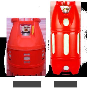LiteSafe Cylinders 12.5 KG-(S)